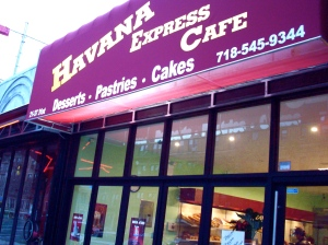 Havana Express in Astoria is now Open